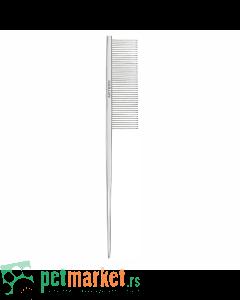 Artero: Metali češalj za razdvajanje krzna Metallic Parting Comb