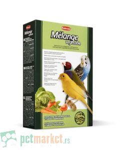 Padovan: Dopunska hrana za ptice sa povrćem Melange Vegetable, 300 gr