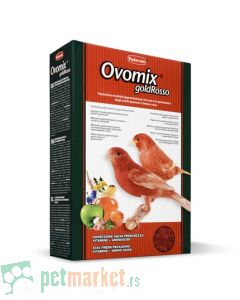 Padovan: Hrana za ptice Ovomix Gold Crveni