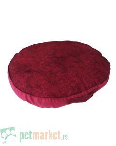 Pet Line: Ovalni jastuk od mebla za pse Exclusive Ciklama