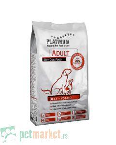 Platinum: Adult Govedina & Kropmir