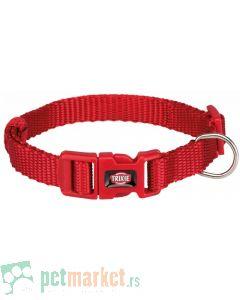 Trixie: Ogrlica za pse Premium, crvena