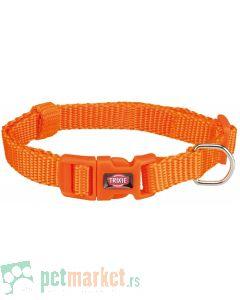 Trixie: Ogrlica za pse Premium, narandžasta