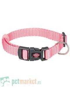 Trixie: Ogrlica za pse Premium, roza