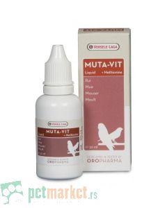 Oropharma: Vitamini za ptice Muta - Vit kapi, 30ml