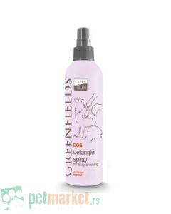 Greenfilds: Losion za raščešljavanje Detangler Spray, 250 ml