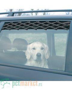 Trixie: Rešetka za prozor automobila