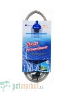 Resun: Pribor za čišćenje akvarijuma Vacuum Cleaner VC-3