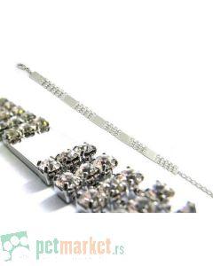 Pet Hardvare: Dijamantska ogrlica Gracia Gray