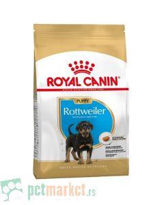 Royal Canin: Breed Nutrition Rotvajler Puppy
