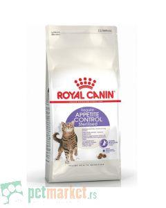 Royal Canin: Health Nutrition Sterilised Appetite Control
