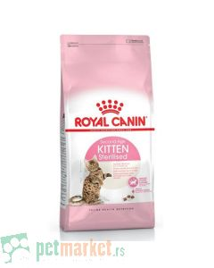 Royal Canin: Health Nutrition Kitten Sterilised