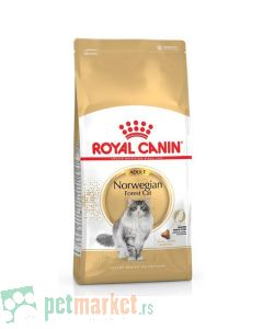 Royal Canin: Breed Nutrition Norwegian Forest Cat, 2 kg