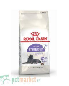 Royal Canin: Health Nutrition Sterilised +7