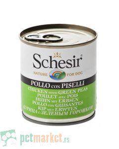 Schesir: Vlažna hrana za pse sa piletinom i povrćem, 285 g
