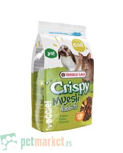 Versele Laga: Hrana za patuljaste zečeve i kuniće Crispy Muesli Rabbits