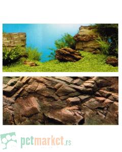 Juwel: Dvostrani poster za akvarijum 1