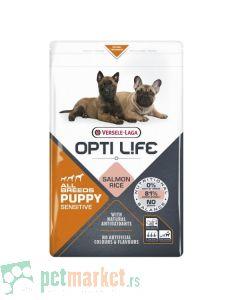 Opti Life: Puppy Sensitive All Breeds