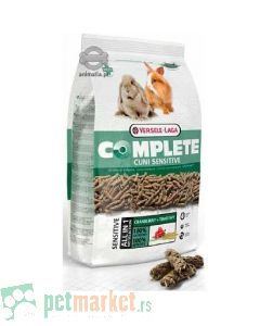 Versele Laga: Hrana za patuljaste zečeve Complete Cuni Sensitive, 500gr