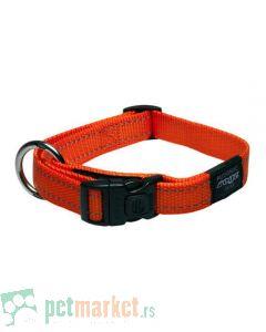 Rogz: Ogrlica za pse Utility, narandžasta