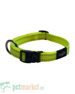 Rogz: Ogrlica za pse Utility, žuta