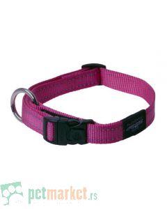 Rogz: Ogrlica za pse Utility, roza
