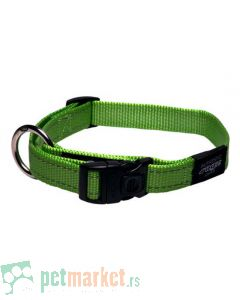 Rogz: Ogrlica za pse Utility, zelena