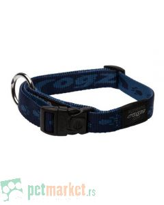 Rogz: Ogrlica za pse Alpinist, plava
