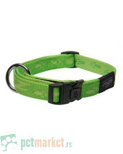 Rogz: Ogrlica za pse Alpinist, zelena