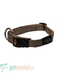 Rogz: Ogrlica za pse Alpinist, zlatna