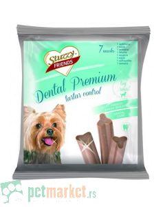 Stuzzy: Poslastica za higijenu zuba i desni Friends Dental Premium Toy/Small