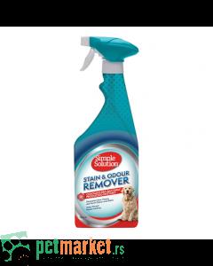 Simple Solutions: Sredstvo za čišćenje Stain+Odour Remover, 750 ml