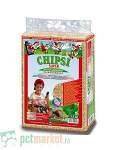 Chipsi: Podloga za glodare Super, 60l (3.4 kg)