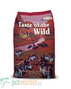 Taste of the Wild: Southwest Canyon Canine