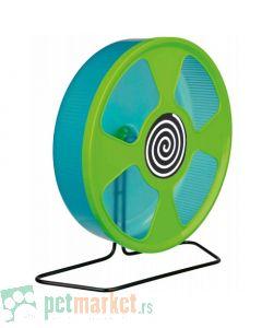 Trixie: Plastični točak za hrčka, 28 cm