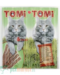 Tomi: Poslastica za mace Sticks, 6 kom