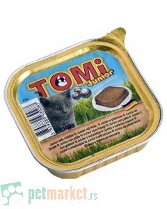 Tomi: Pašteta za mačiće Junior, 100 gr