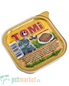 Tomi: Pašteta za odrasle mace Adult, 100 gr