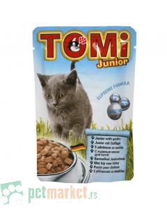 Tomi: Sos za mačiće Junior, 100 gr