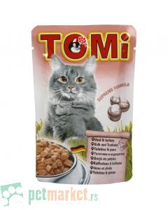Tomi: Sos za mace Adult, 100 gr