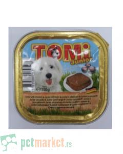 Tomi: Pašteta za štence Junior, 150 gr