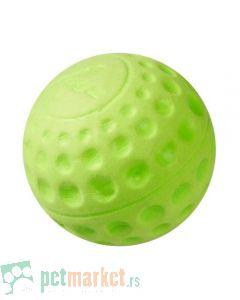 Rogz: Igračka za pse Asteroidz Ball, zelena