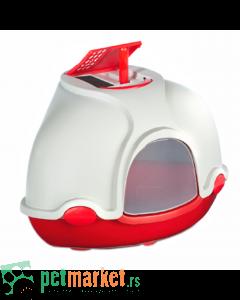 Imac: Ugaoni toalet za mace Ginger Red