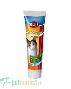 Trixie: Pasta za izbacivanje progutale dlake Malt, 100 g