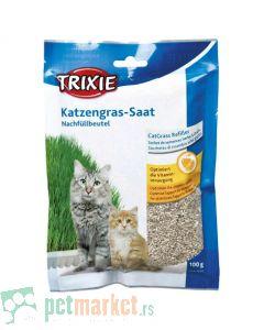 Mačja trava, seme