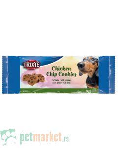 Trixie: Poslastica za pse Chicken Chip Cookies, 100 gr