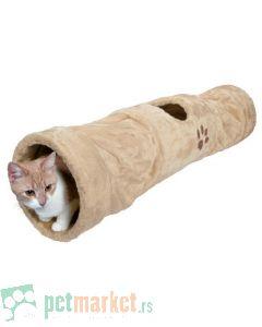 Trixie: Plišani tunel za mace
