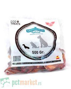 Mediterranean Natural: Tračice od sušenih svinjskih ušiju