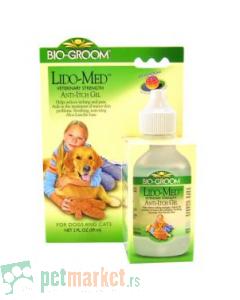 Bio Groom: Lido Med Gel, 15 ml