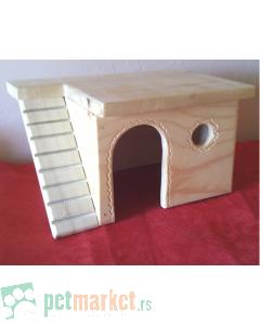 Kućica za glodare Tip 2